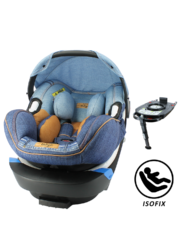 Satellite Isofix - Denim