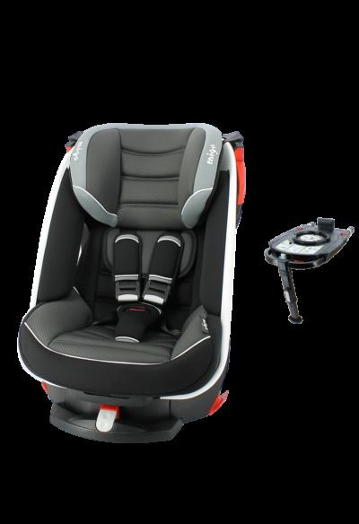 Saturn Isofix Premium - Black