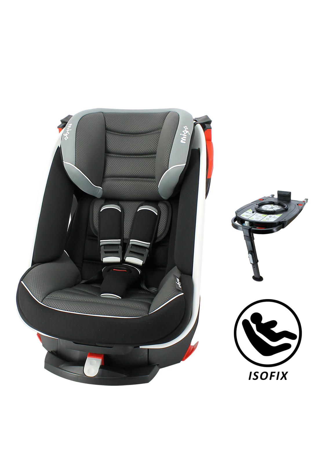 si ge auto isofix saturn grp 1 neoshop by migo. Black Bedroom Furniture Sets. Home Design Ideas
