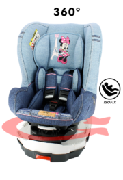 DISNEY TITAN ISOFIX MINNIE