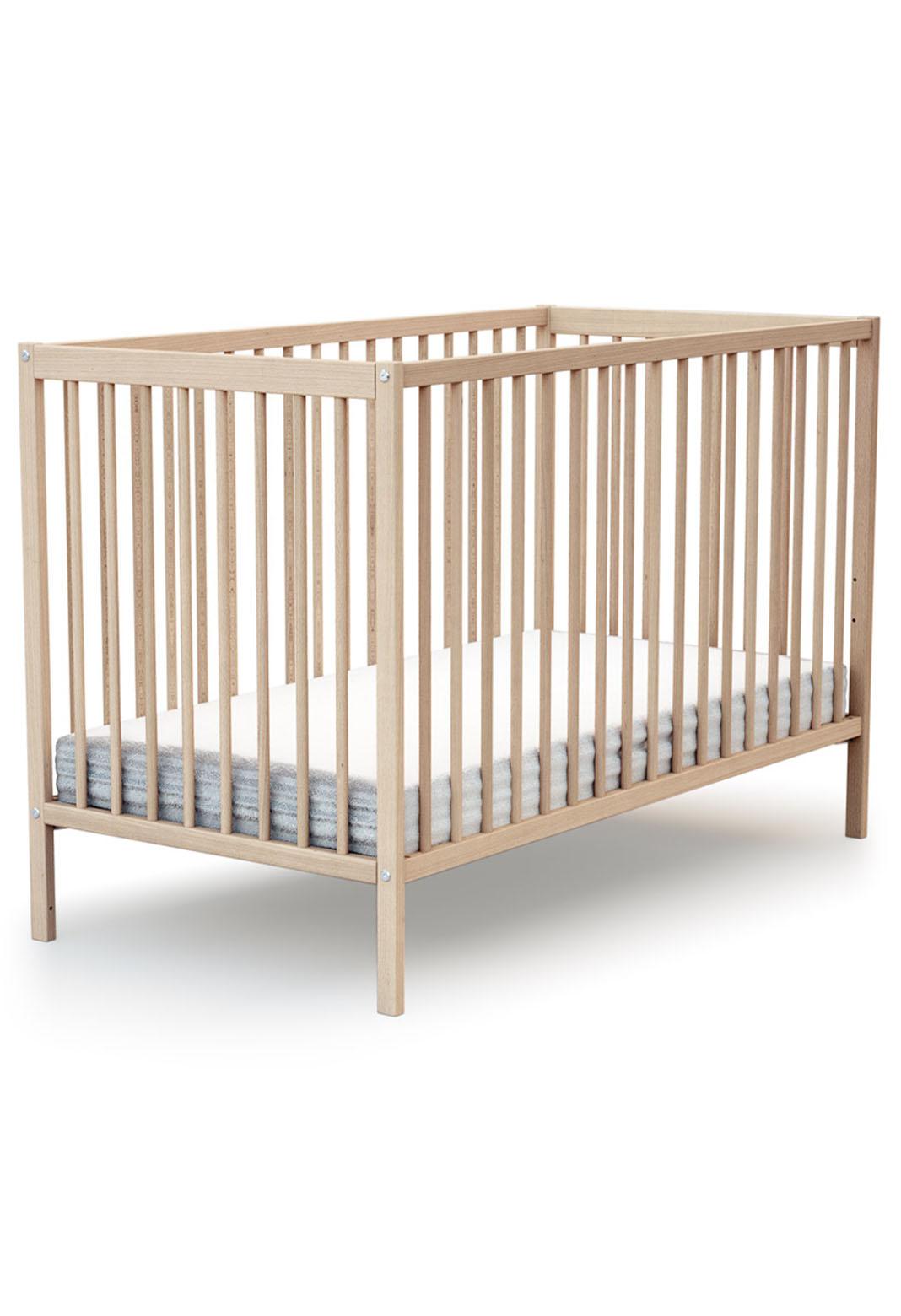 lit b b en bois essentiel 60x120cm babyneoshop by migo. Black Bedroom Furniture Sets. Home Design Ideas