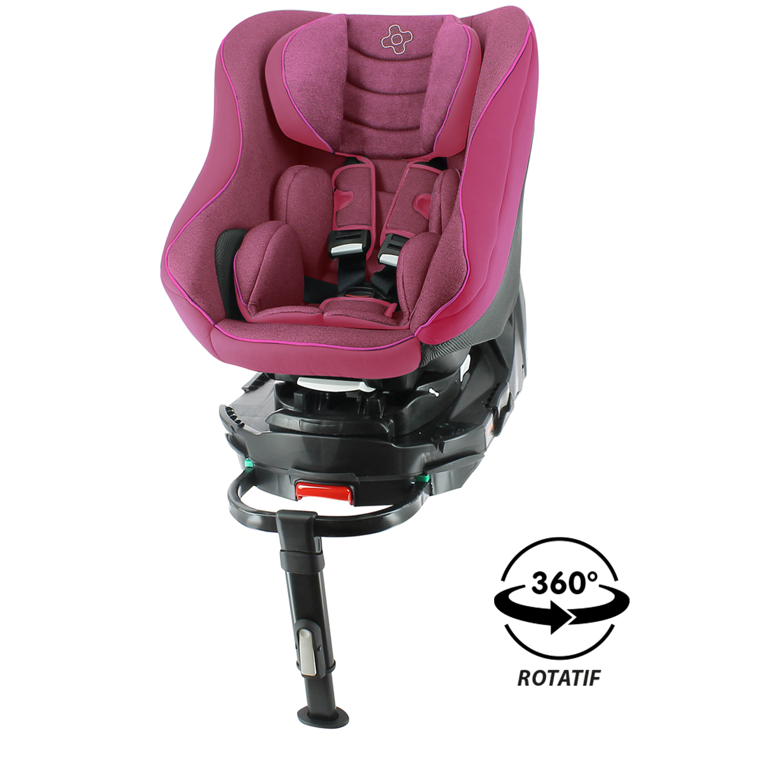 si ge auto pivotant isofix cocoon grp 0 1 babyneoshop. Black Bedroom Furniture Sets. Home Design Ideas