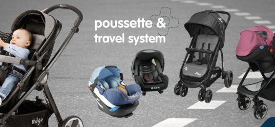 Poussettes & Accessoires